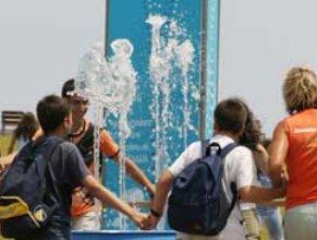 Juegos de agua, 2004
