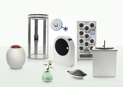 Electrolux Design Lab products of 2007