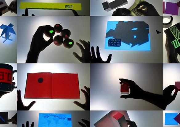 Flat Futures (Exploring Digital paper), Miquel Mora, 2007