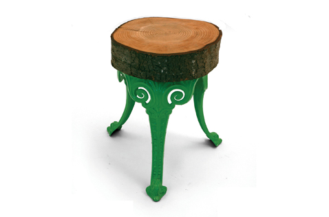 Colección Lost & Found Stool, &made, 2005