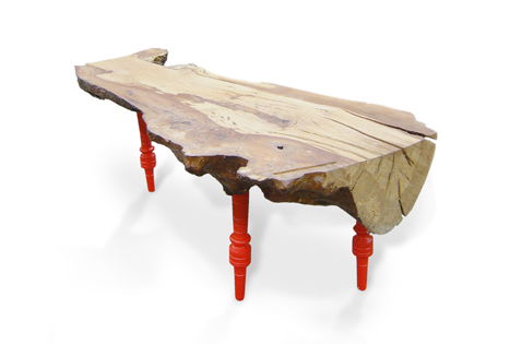 Colección, Lost & Found Tables, &made, 2005