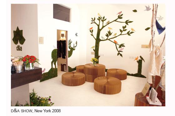 D&A Show, Nueva York, 2008
