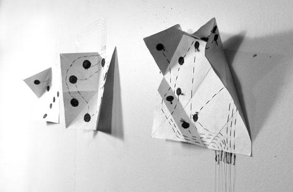 Fold Loud, JooYoun Paek, 2007
