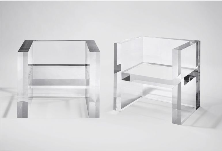 sofs transparentes - Sillas Transparentes Baratas