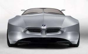 gina, modelo BMW