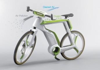 purificador de aire párr bicicleta de carretera