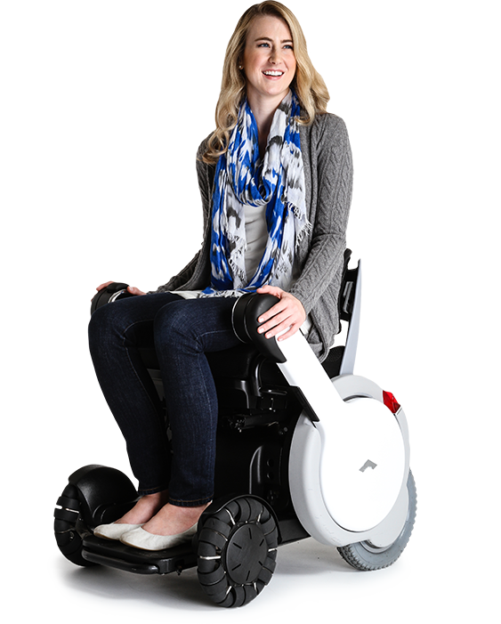 4wd Electric Wheelchair