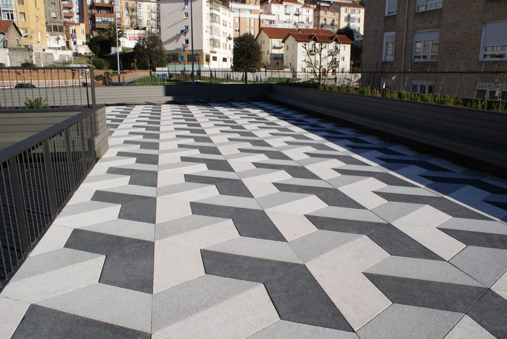 Pavimento Que Es : Ecogranic el pavimento que descontamina aire u2013 nuevas tendencias